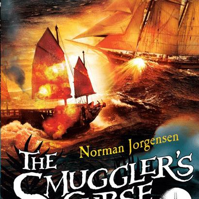 Award Winning Children's Book Smuggler's Curse