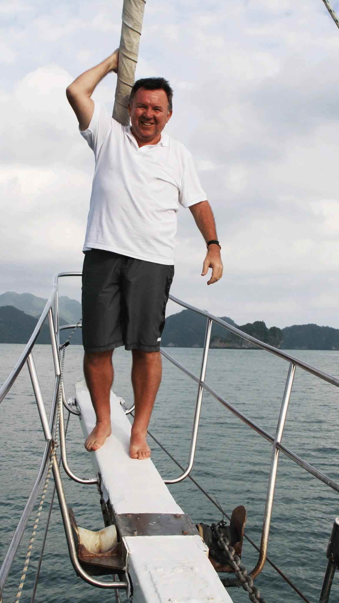 Norman Jorgensen Bio